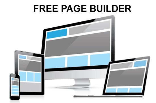 free website page builder