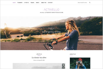 activello website theme